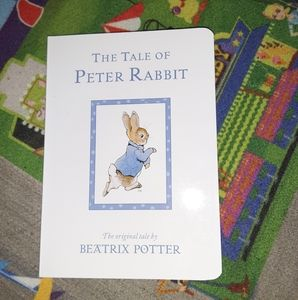 The Tail of Peter Rabbit by Beatrix Potter